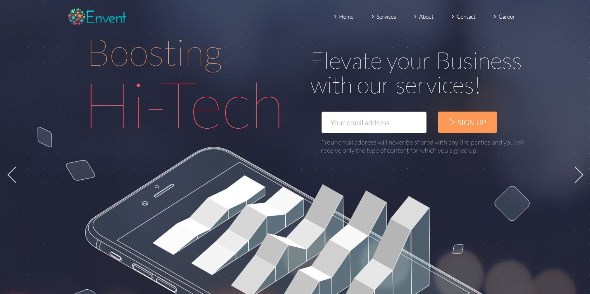 Envent Technologies | ASTRA Website Security