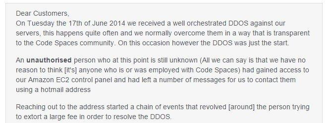 Code Spacehack announcement