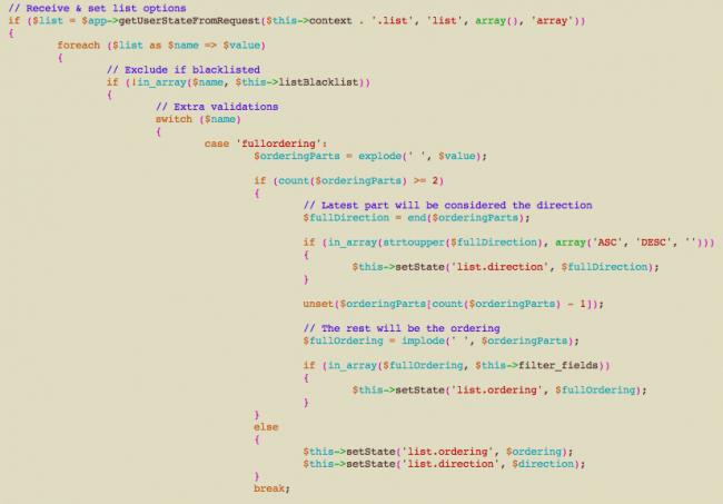 Joomla SQLi