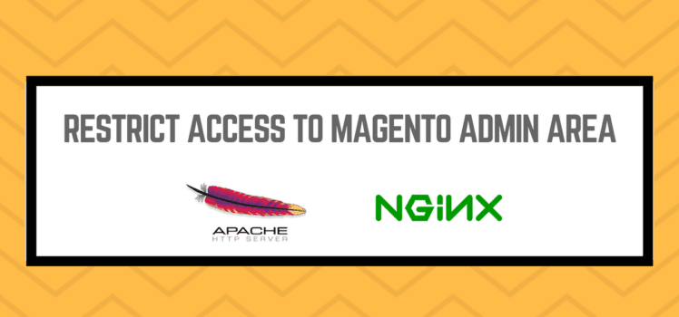 Restrict Access to Magento Admin Area