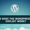How Does the WordPress DoS Exploit Work?