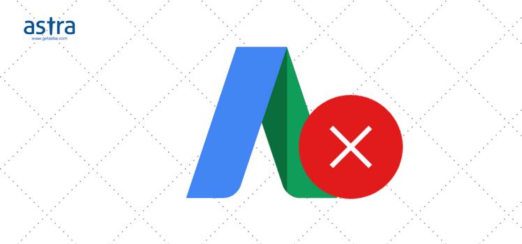 google ads suspended malware