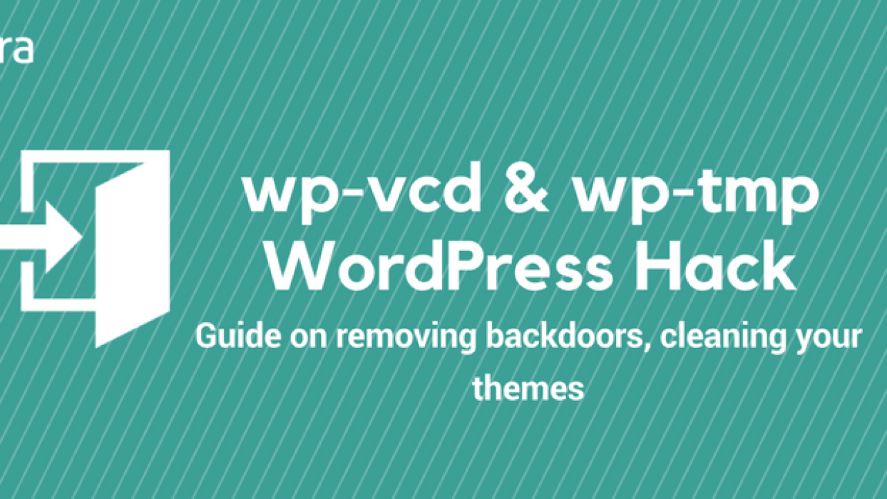 Removing wp-vcd Malware Attack in WordPress - Astra Web Security