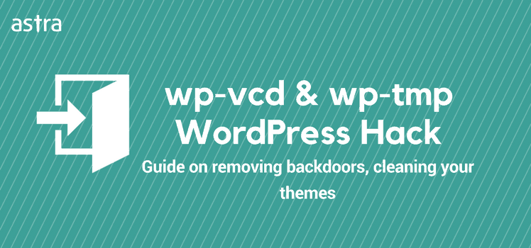 FIXED] Removing Wp-Vcd Malware Attack in WordPress - Video