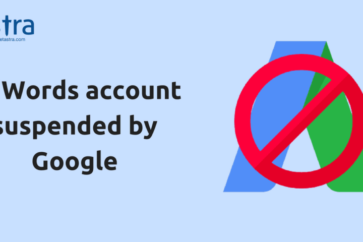 Adwords account suspended. How to get back disapproved Ads?