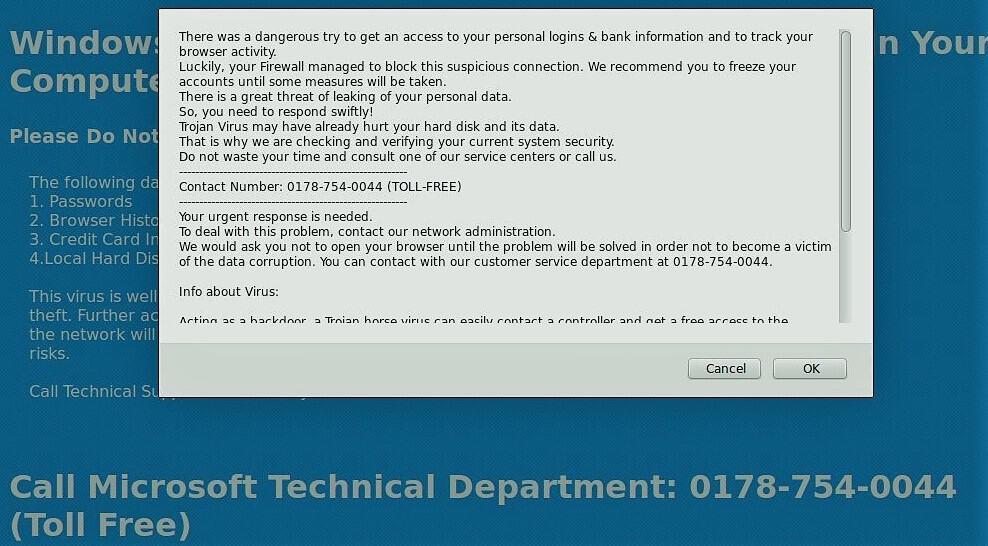 Drupal malware