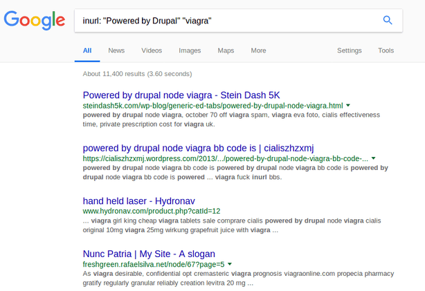 Drupal hack redirect websites drupal malware redirect