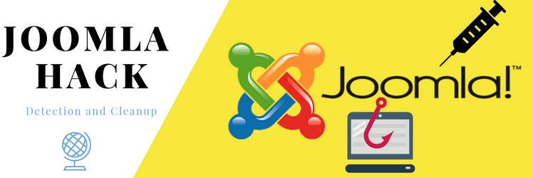 Joomla Hacked: These Joomla Vulnerabilities Could be the Reason