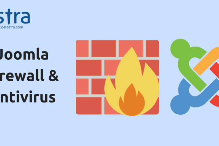 Joomla Firewall & Antivirus –  A complete protection of your Joomla website.