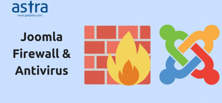 Joomla Firewall & Joomla antivirus