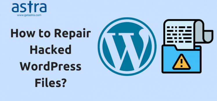 Wordpress file injection