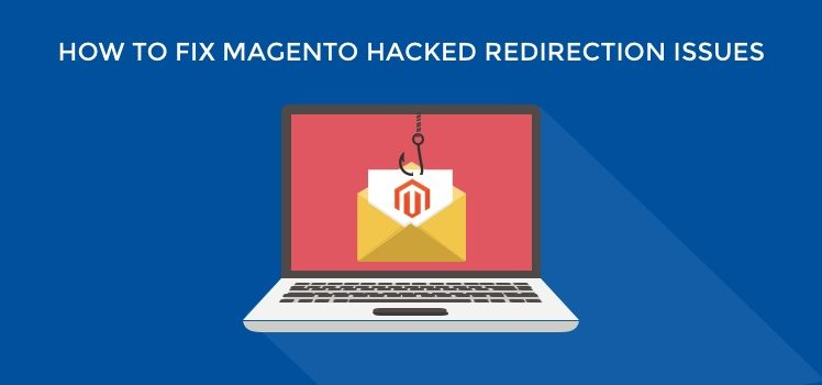 Magento website redirection to another URL