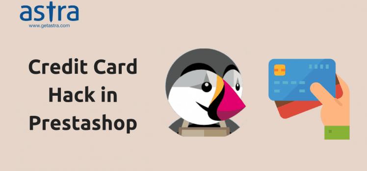 Prestashop payment gateway hack- Credit card hack