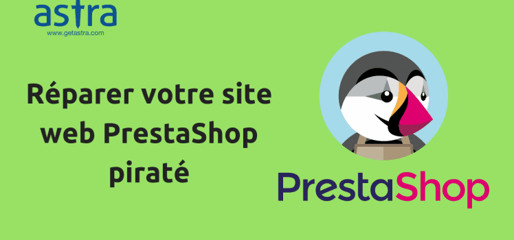 PrestaShop piraté