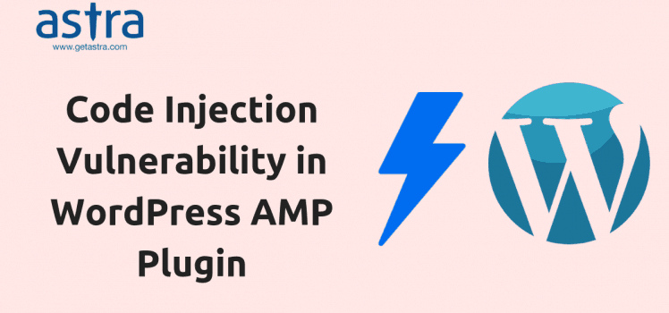 AMP plugin in wordpress hacked