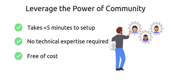 Astra's Community Security Program