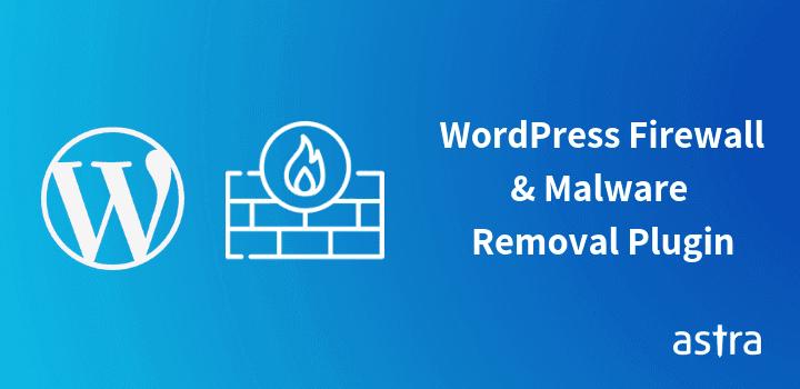 WordPress Firewall & Hack Removal Plugin – WordPress Security Solution