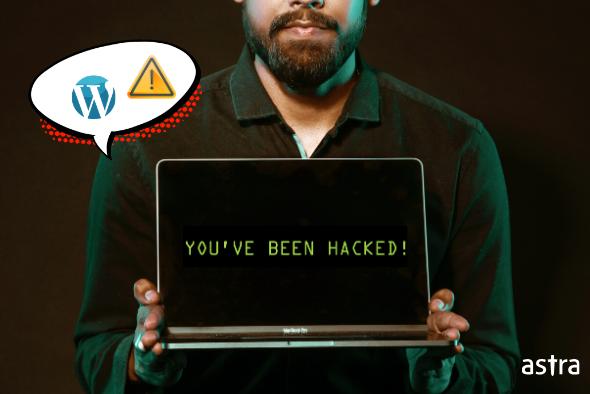 WordPress Website Hacked & Sending Spam: Symptoms, Causes & Cleanup