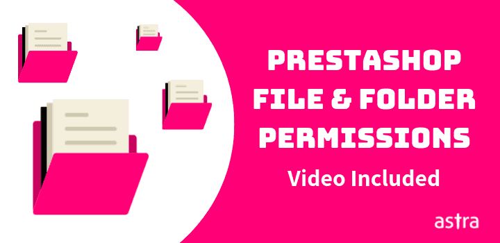 How to Set Prestashop File & Folder Permissions?