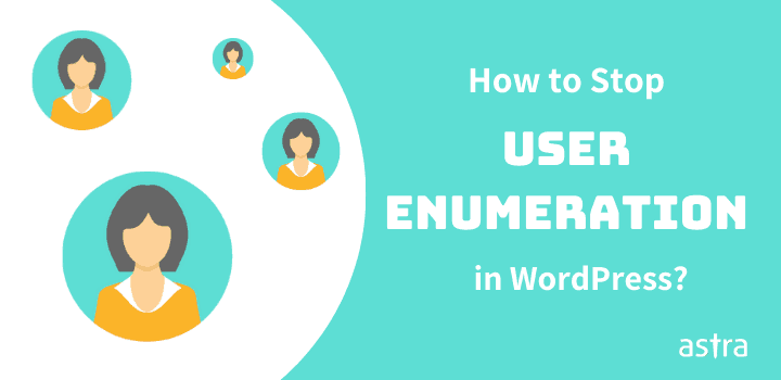 How to Stop User Enumeration in WordPress?