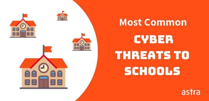 5 Most Common Cyber Threats to Schools
