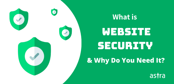 What is Website Security And Why Do You Need It?