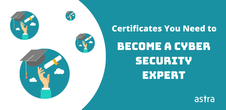 Certificates You Need to Become a Cyber Security Expert