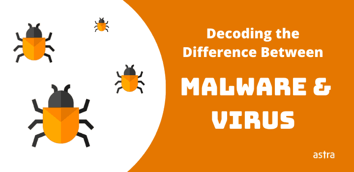 Decoding the Difference Between Malware & Virus