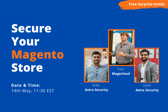 [Webinar] All Things Security For Your Magento Store