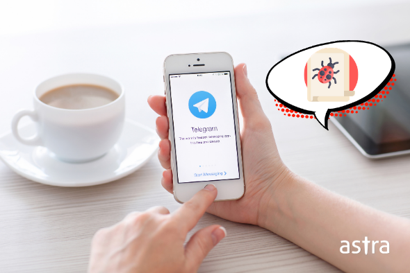 Hackers are leveraging Telegram to control their malware used to infect e-commerce websites – Astra Security Report
