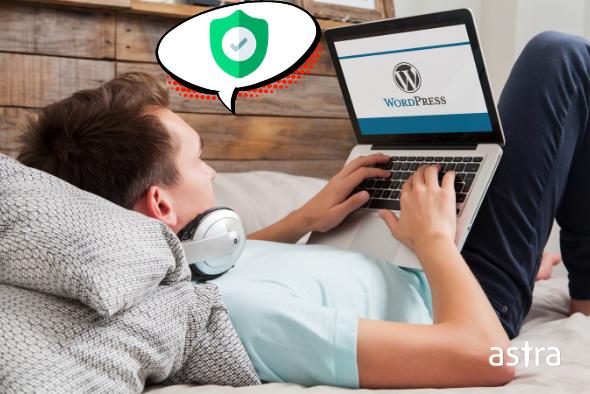 WordPress Sicherheit – Komplette Anleitung für felsenfeste Sicherheit [Kostenloses Plugin enthalten]