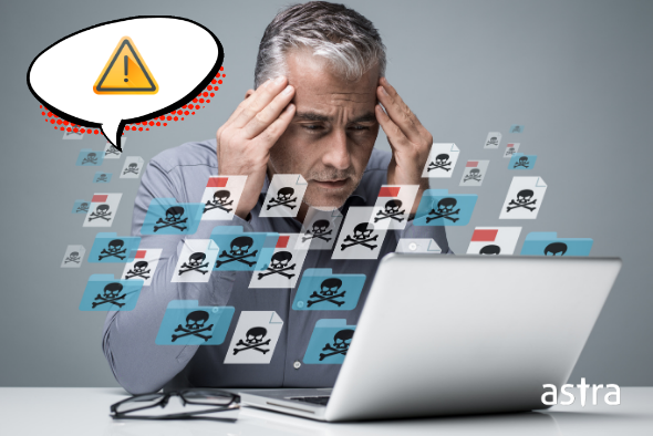 Website Hacked? 5 Immediate Steps to Take Once You've Discovered a Hack on Your Website