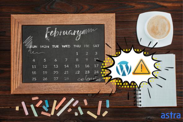 Monthly WordPress Security Roundup [February 2021]