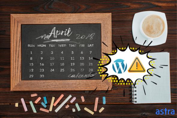 Monthly WordPress Security Roundup [April 2021]